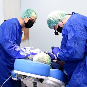 лечение в денталната операционна