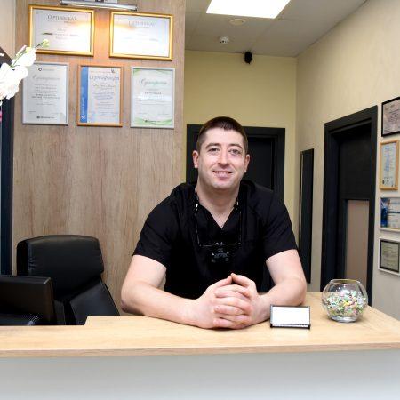 Д-р Стоян Маринов - Зъболекар / Стоматолог / Лекар по дентална медицина