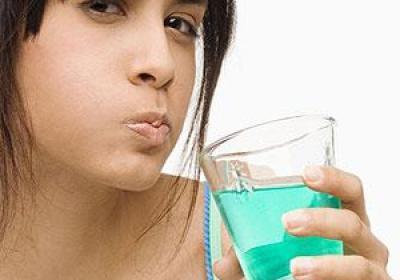 Вода за уста